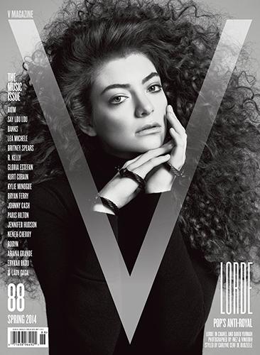 V Magazine, Spring 2014