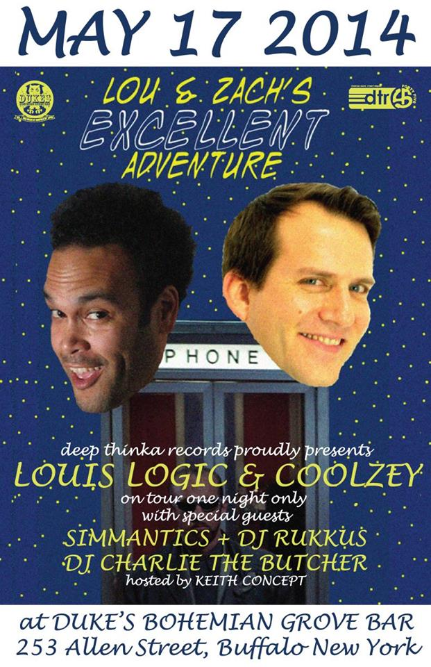coolzey-louis-logic-lou-and-zach's-excellent-adventure-buffalo-deep-thinka-records