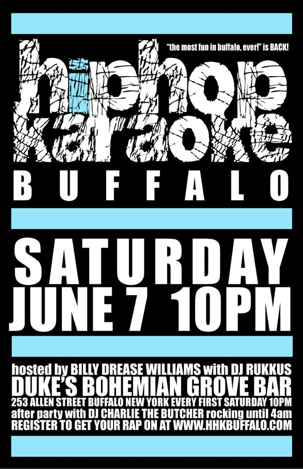 Hip-Hop-Karaoke-buffalo