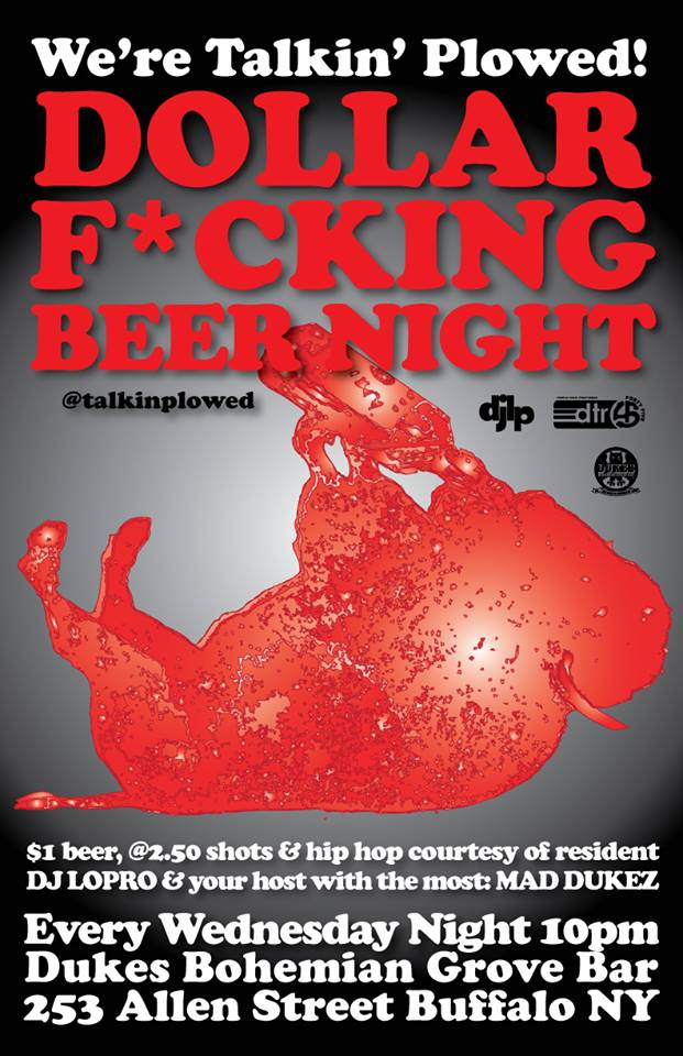 dollar-beer-night-talkin-plowed-buffalo